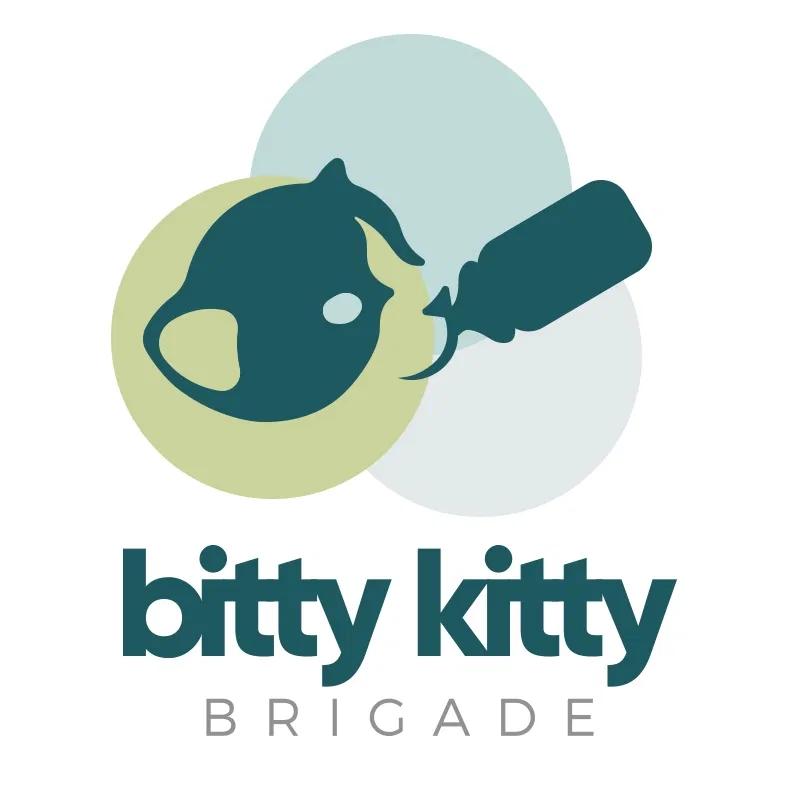 Bitty Kitty Brigade logo